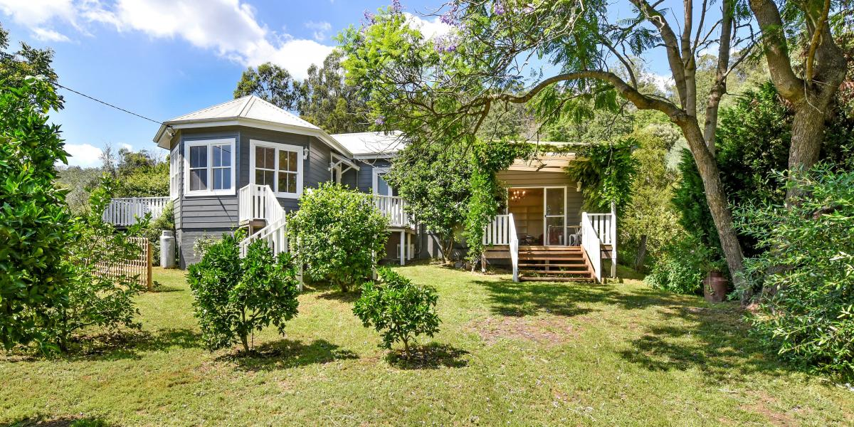 Charming Character Home in the Heart of Historic Wollombi Village