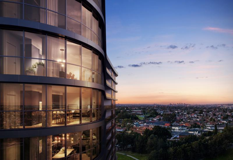 "SELLING OFF THE PLAN - ""BEYOND"" HURSTVILLE"