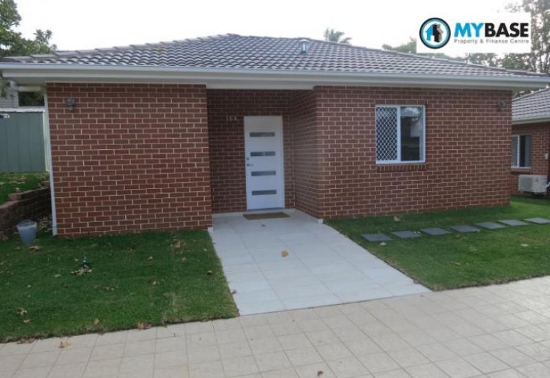 MODERN 2 BEDROOM GRANNY FLAT