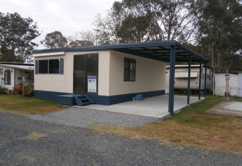 RENOVATED, RELOCATABLE 2 B/R  HOME