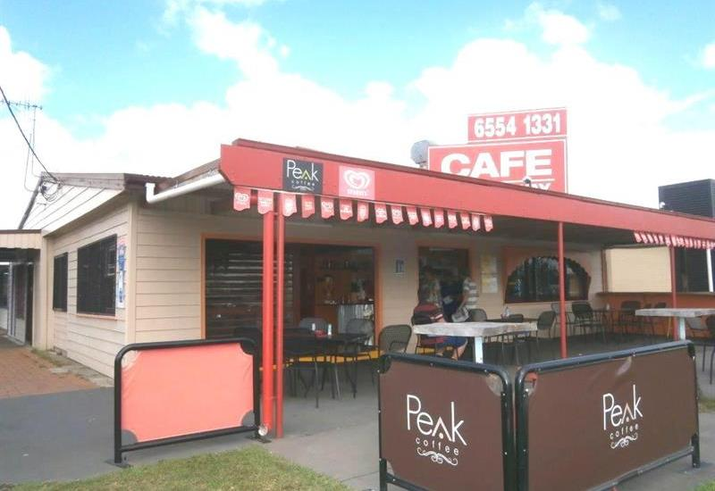 Cafe / Take Away Highway Frontage