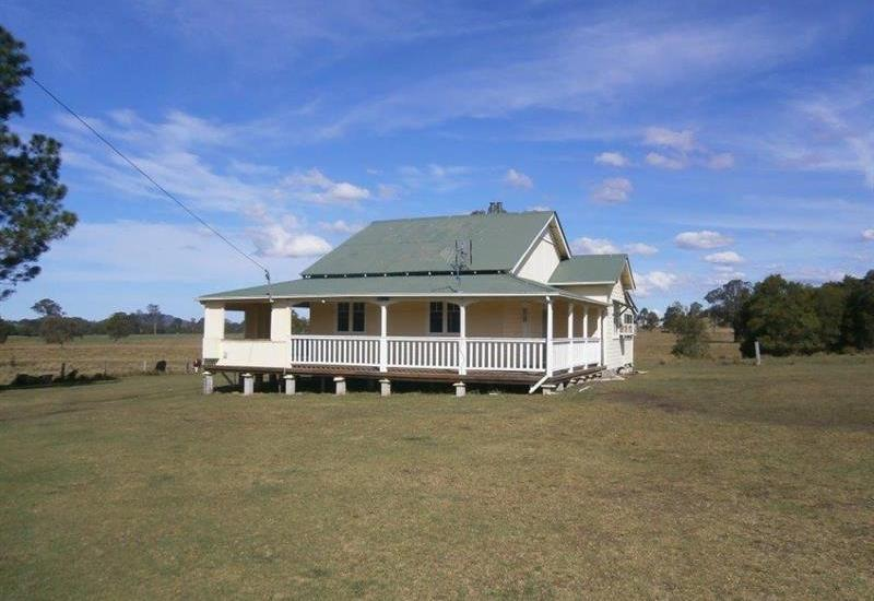 COUNTRY LIVING – 2 BEDROOM FEDERATION HOUSE