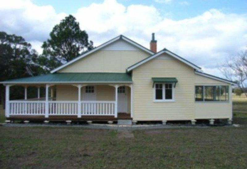 Country Living 2 bedroom Federation house