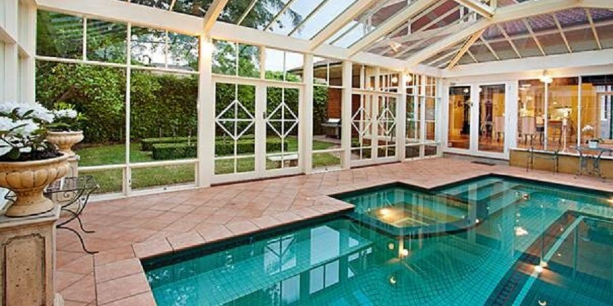 Renovated family home with heated pool