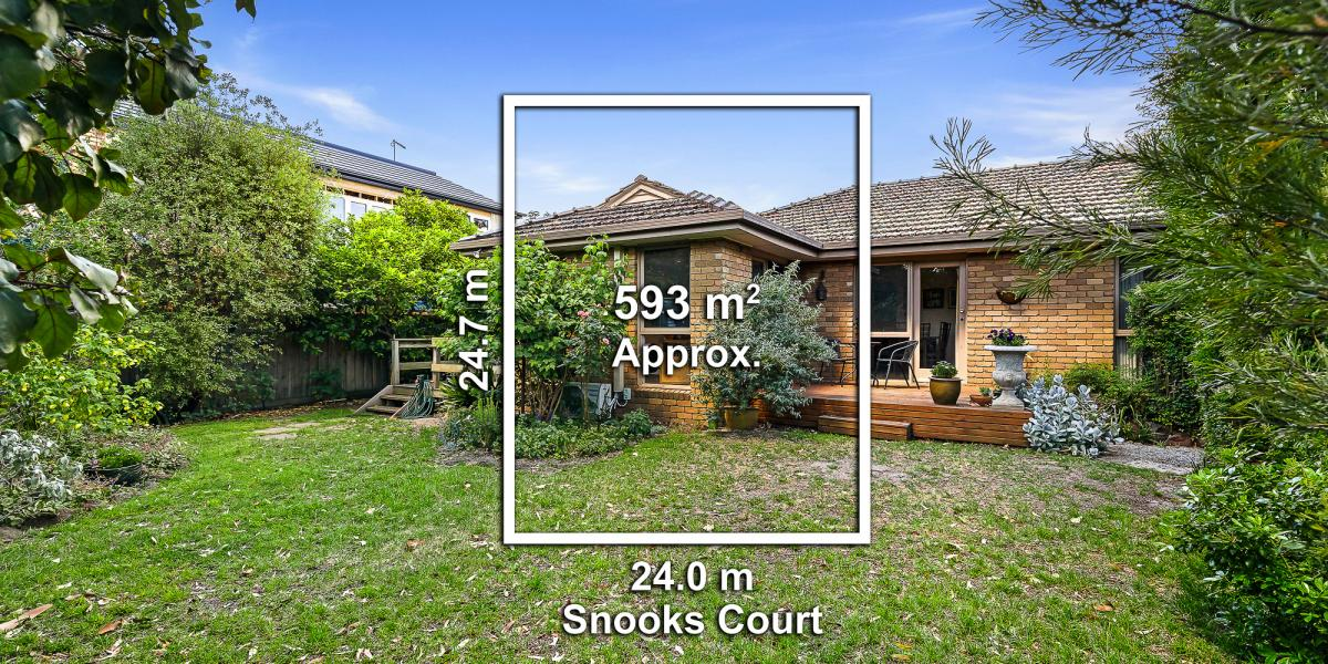 Sky High Potential on Sought After Snooks