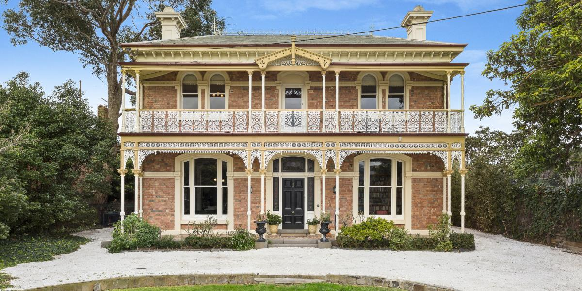 Victorian Family Estate with Grand Entertaining in Prestige Position