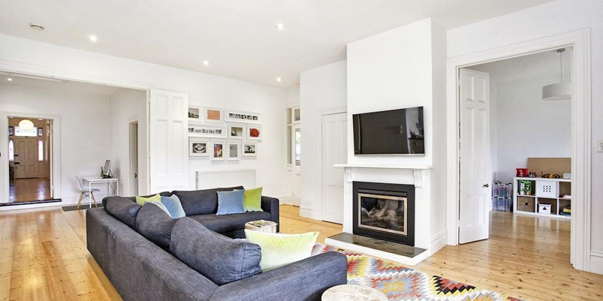 Stylish Family Living in Prestige location
