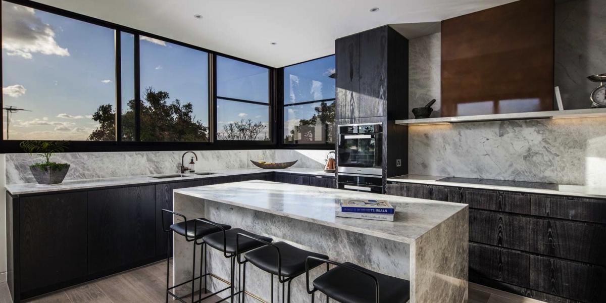 Luxury Penthouse Living on Hampton Hill
