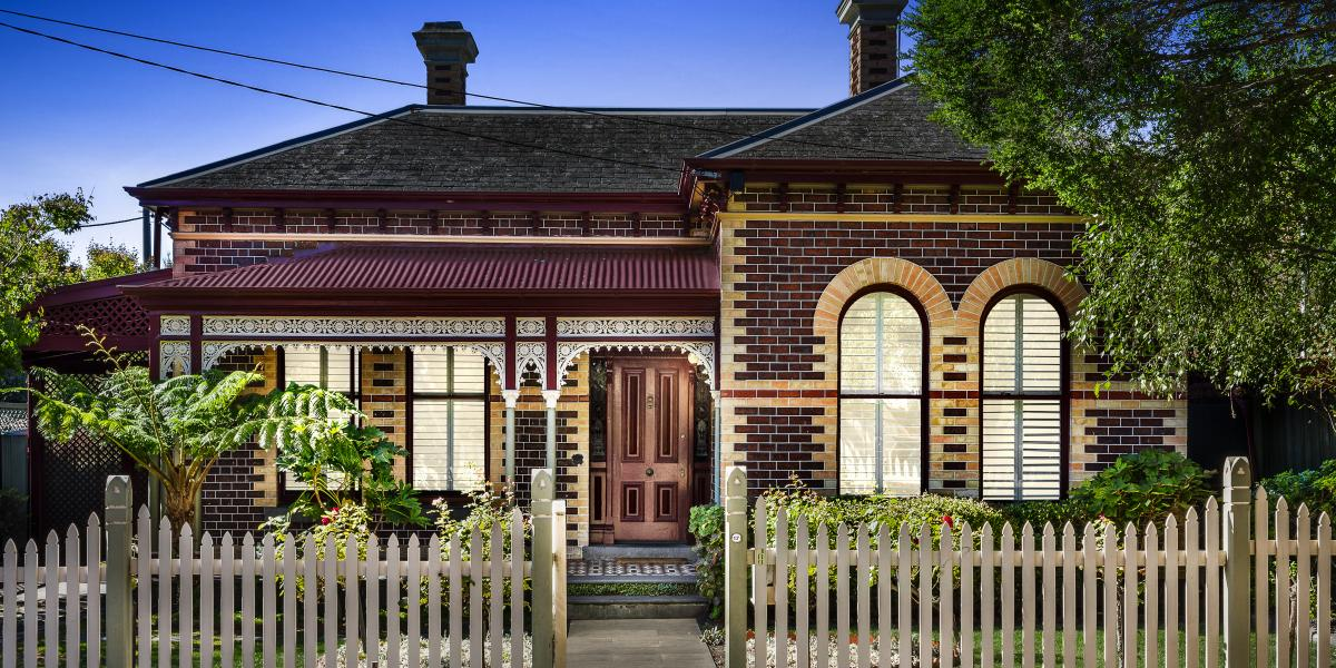 """Kooyong""( Circa 1890) Timeless Victorian Home in Splendid Location"