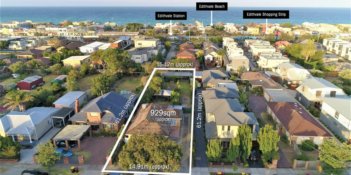 Rare Development Opportunity, Metres from Sand and Sea