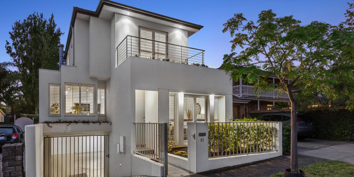 Luxury Low-Maintenance Living Metres from Church Street