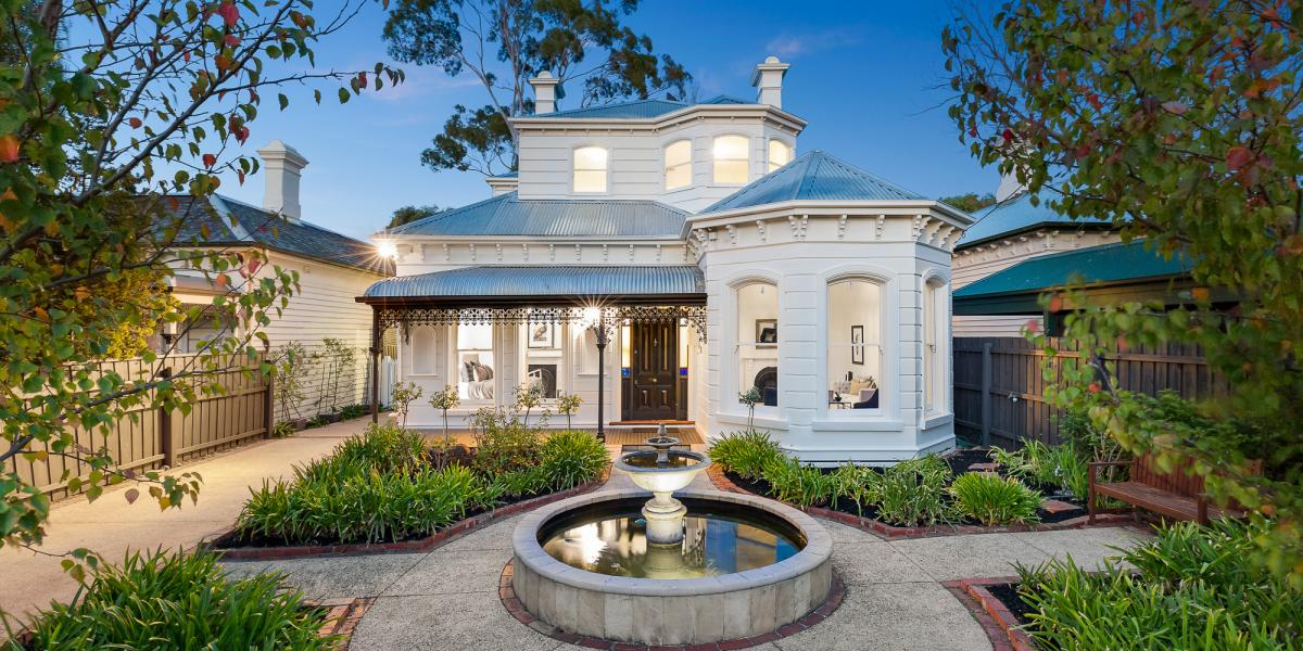 Stunning Victorian Elegance with Wide Contemporary Appeal