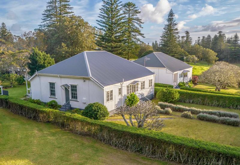 UNDER OFFER - Two Stunning Character Homes With Coastal Views