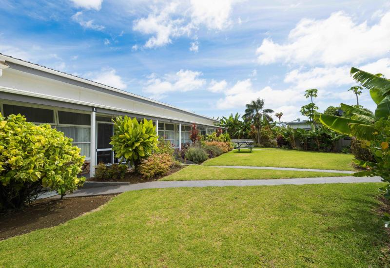 Immaculate Accommodation Property over Two Titles