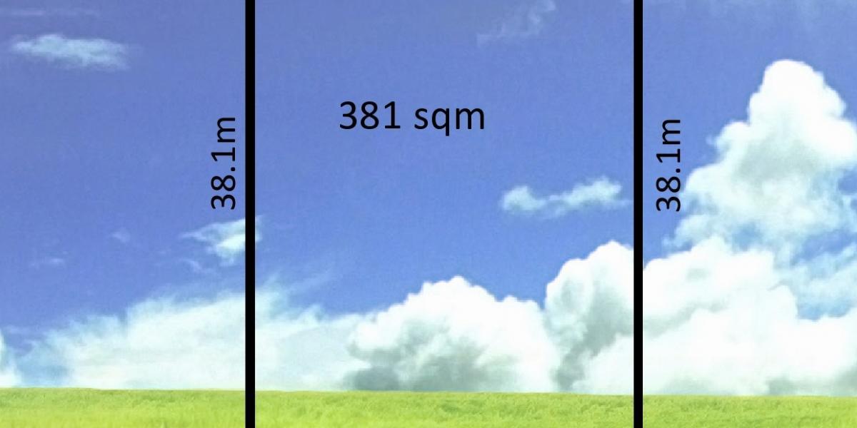 Perfect Size Block in Prime Location