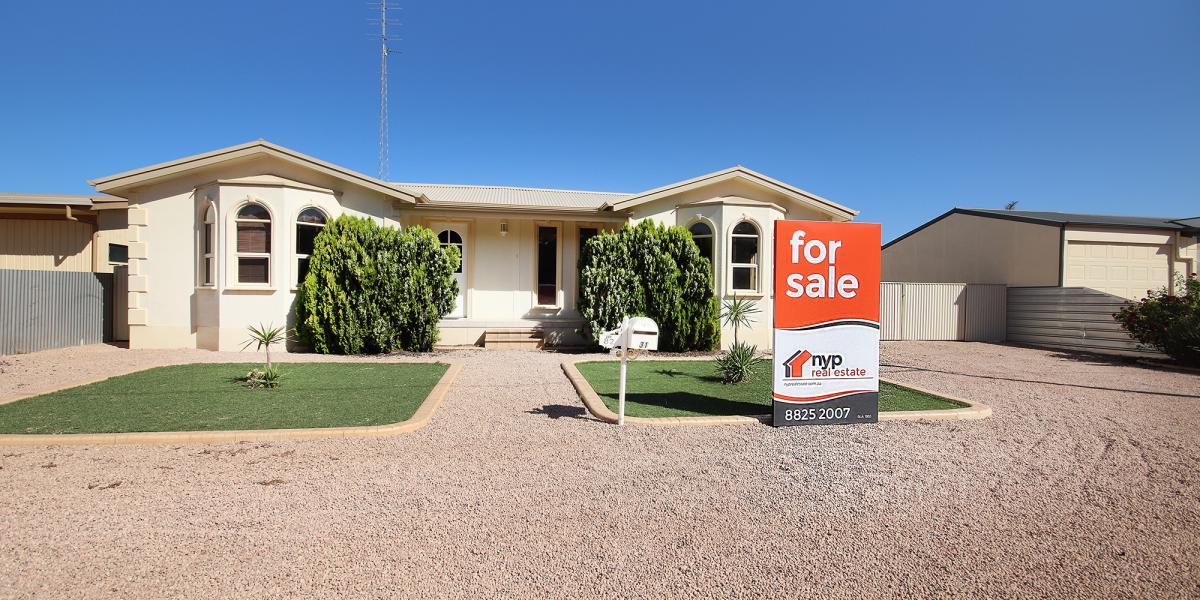 AFFORDABLE LIVING, OPPOSITE MOONTA GOLF COURSE