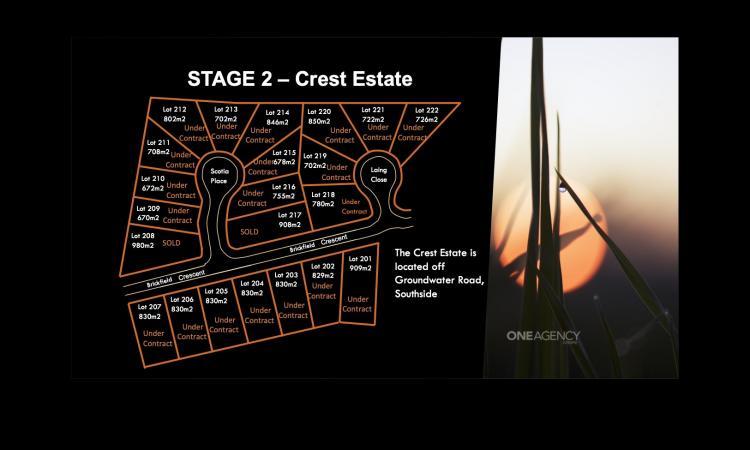 Lot 205 Crest Estate