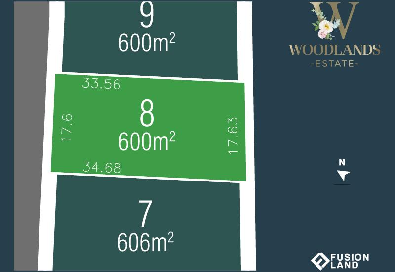 Large Registered Block in Exclusive Woodlands Estate