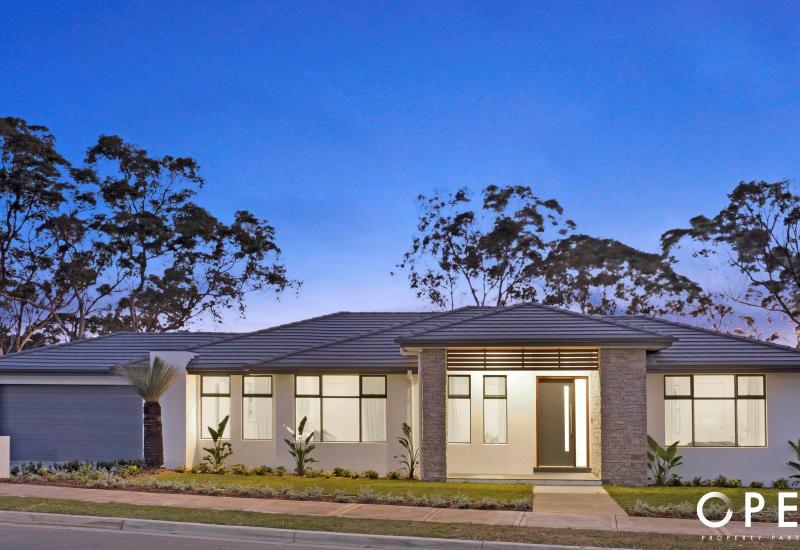 Magnificent Custom Built Home