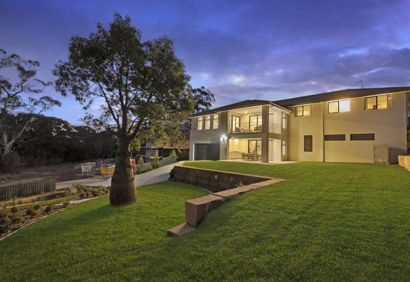 North Kellyville's finest home