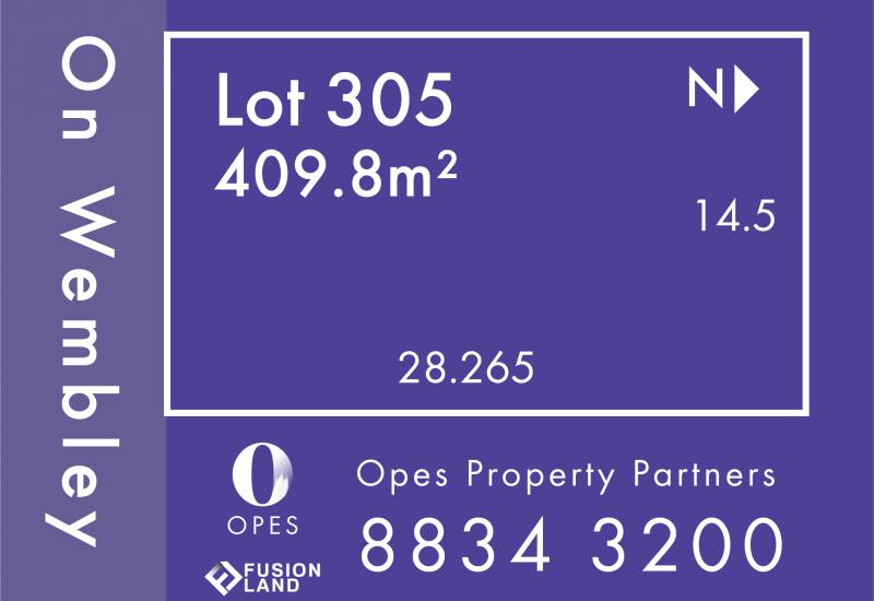 ON WEMBLEY- PRIME RESIDENTIAL LOTS