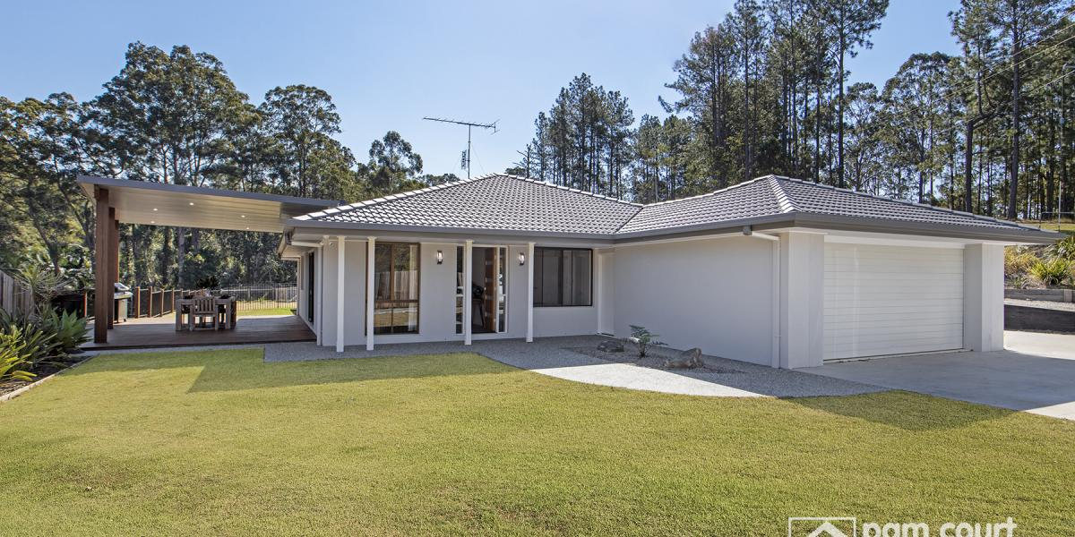 Renovated family home on 2.5 acres!