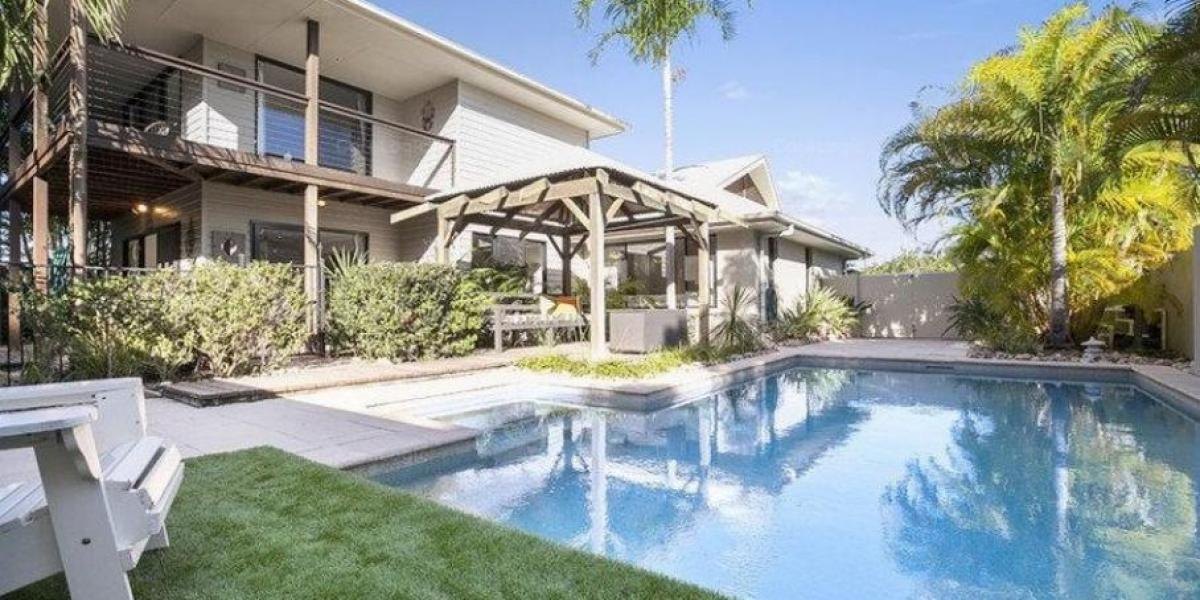 Family-friendly living with room to entertain in style