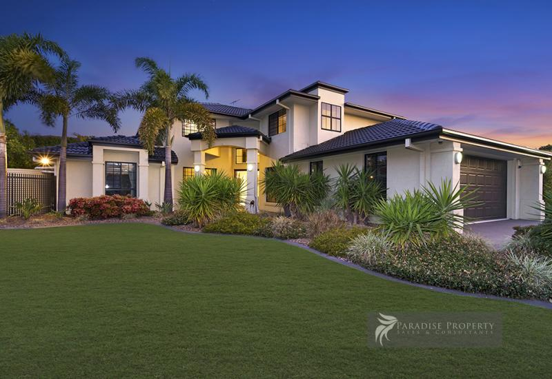 PRESTIGIOUS, EXECUTIVE RESIDENCE ON 900 SQM IN STRETTON CATCHMENT