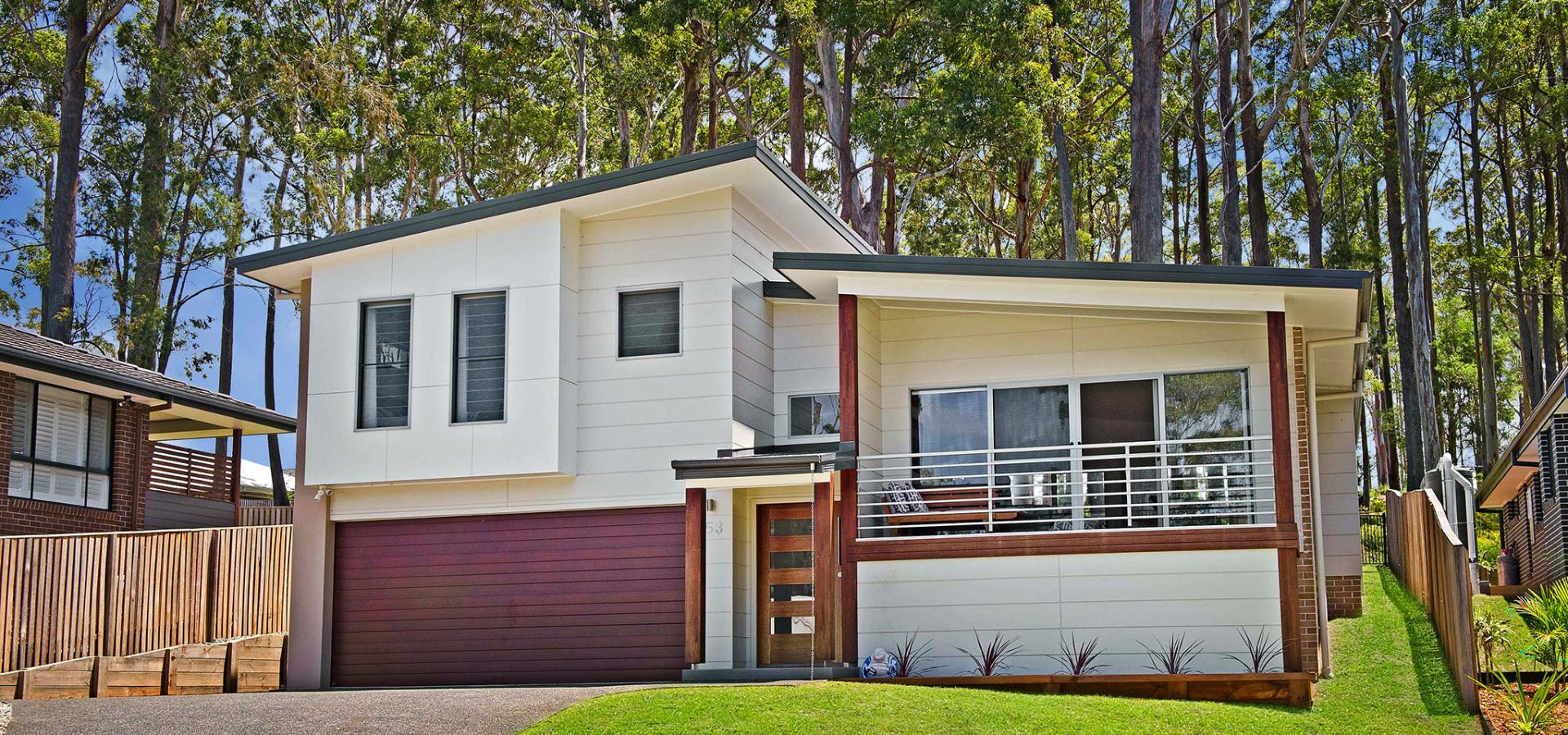 Uniquely Designed Family Home