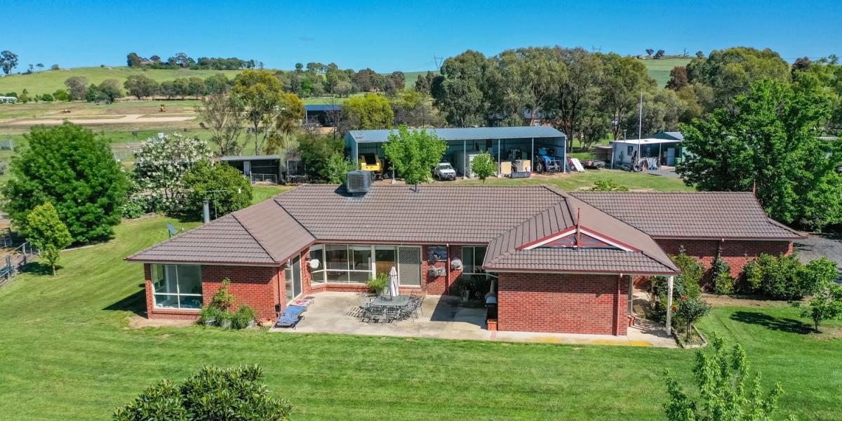 OUTSTANDING LIFESTYLE PROPERTY CLOSE TO ALBURY