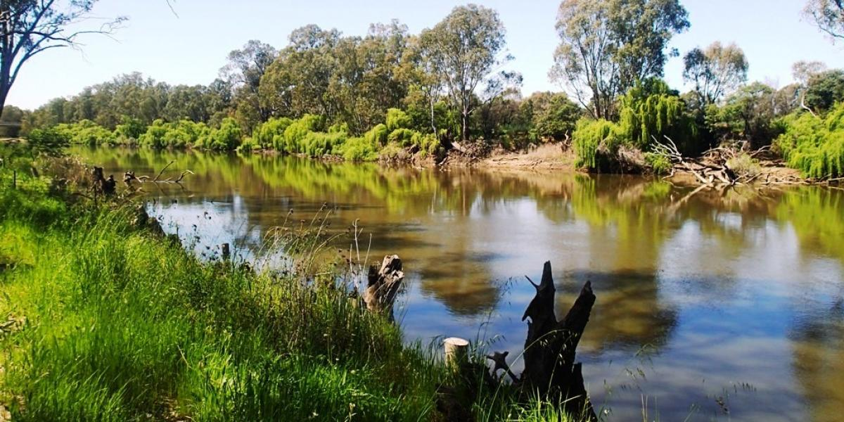 MURRAY RIVER FRONTAGE 4.32 ACRES