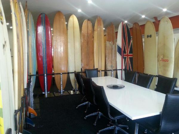 Unique boardrooms