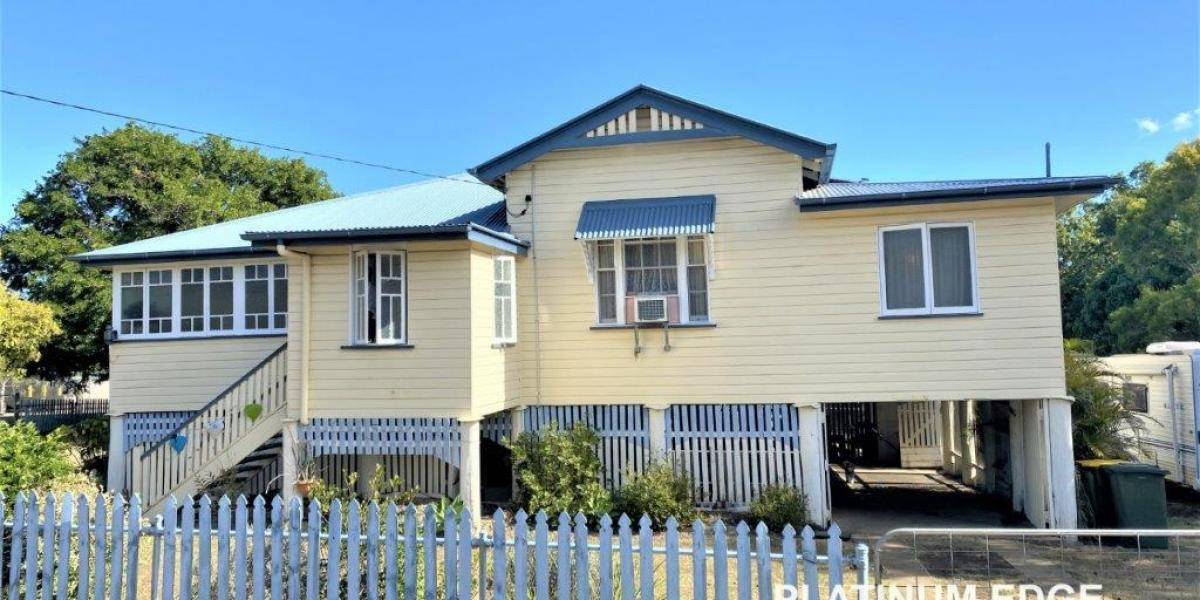 Stunning Large Old Queenslander Charm in the Heart of Beaudesert.