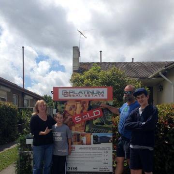 Robyn and Derrick - 2 & 4 Catalpa Street, Doveton testimonial image
