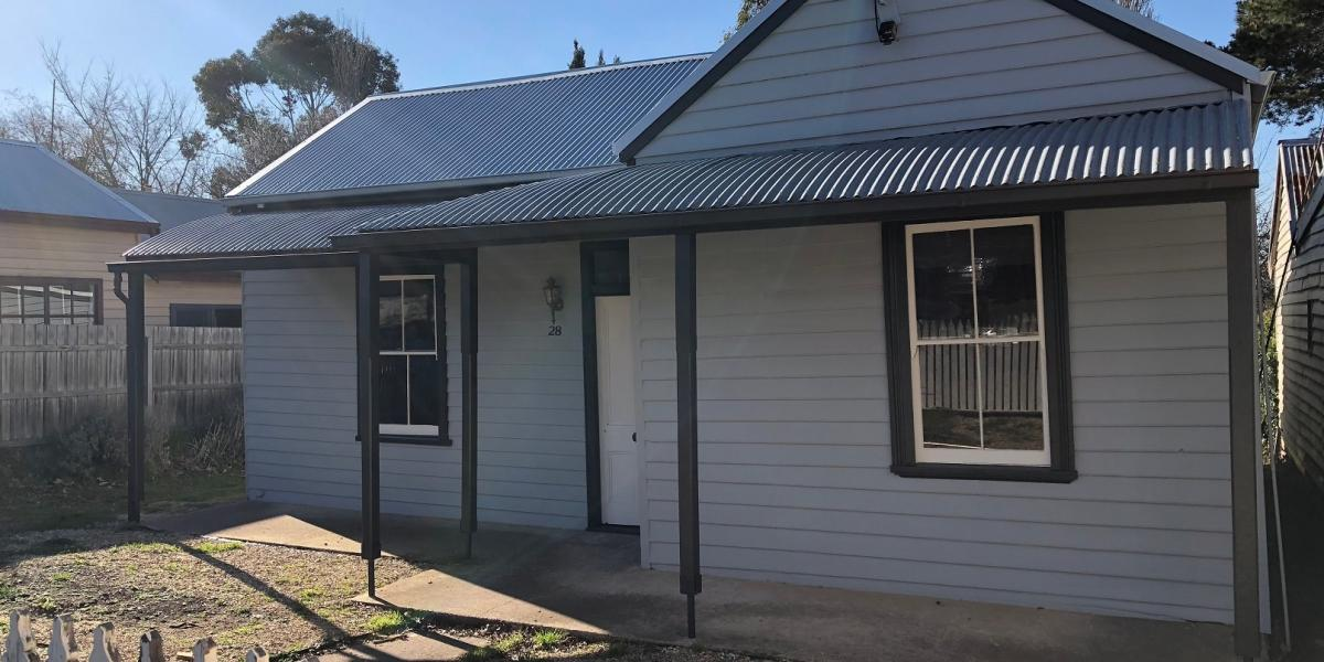Commercial shop for lease in the high-traffic heart of Lancefield