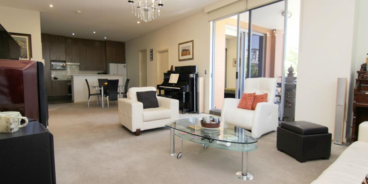 Generous 3 Bedroom Apartment in a Resort Complex !