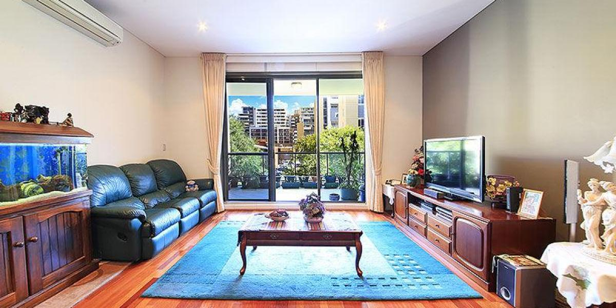 Spectacular 3 Bedroom Apartment + Study with generous space and style