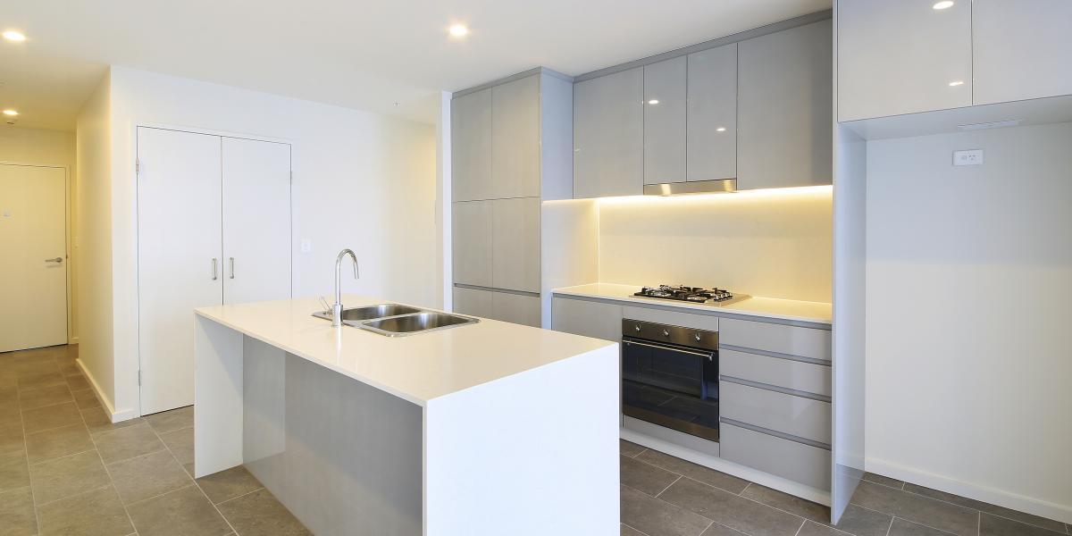 North Facing Apartment in the Brand New 'Evolv' Complex
