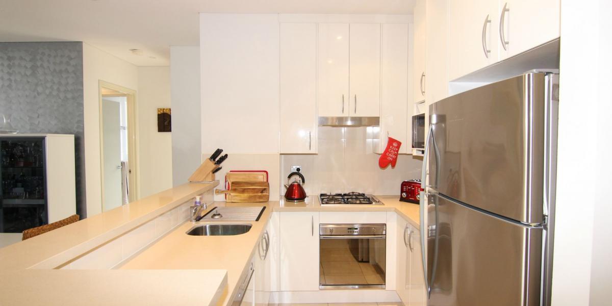 Designer Lifestyle Apartment in Resort Style Complex