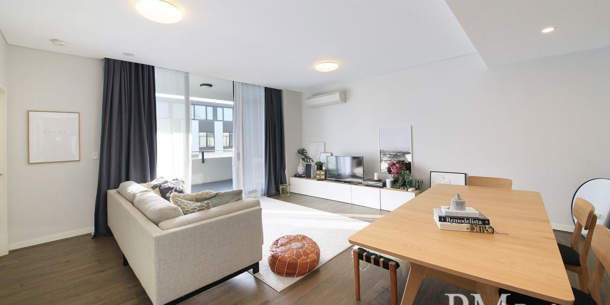 Modern Apartment Plus Study