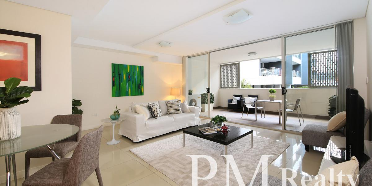 Prime Positioned Two Bedroom Apartment