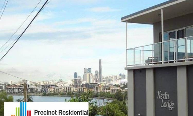 Pet friendly with city & river views!