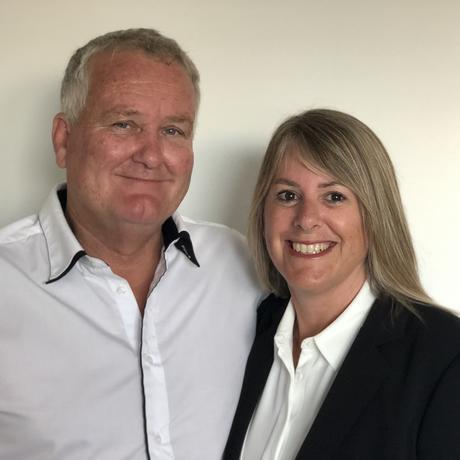Karen & Mark Ison photo