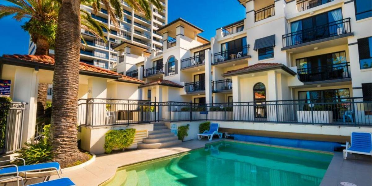 GREAT BROADBEACH HOLIDAY MANAGEMENT RIGHTS - WITH UPSIDE