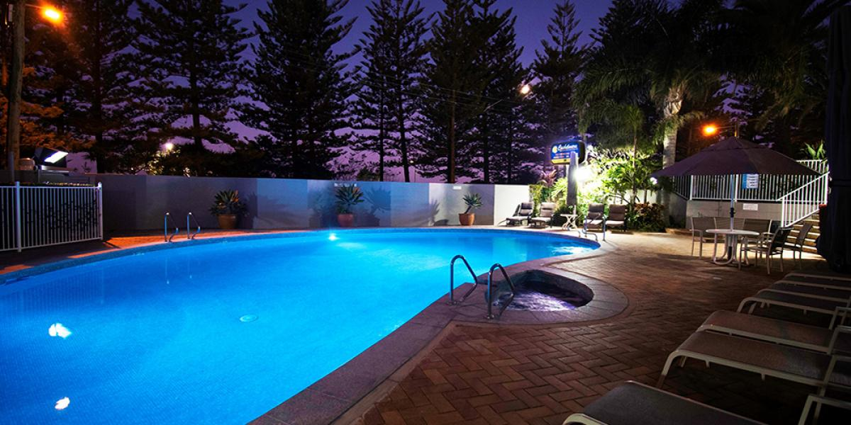 PRICE REDUCED!! BURLEIGH HEADS HOLIDAY MANAGEMNT RIGHTS