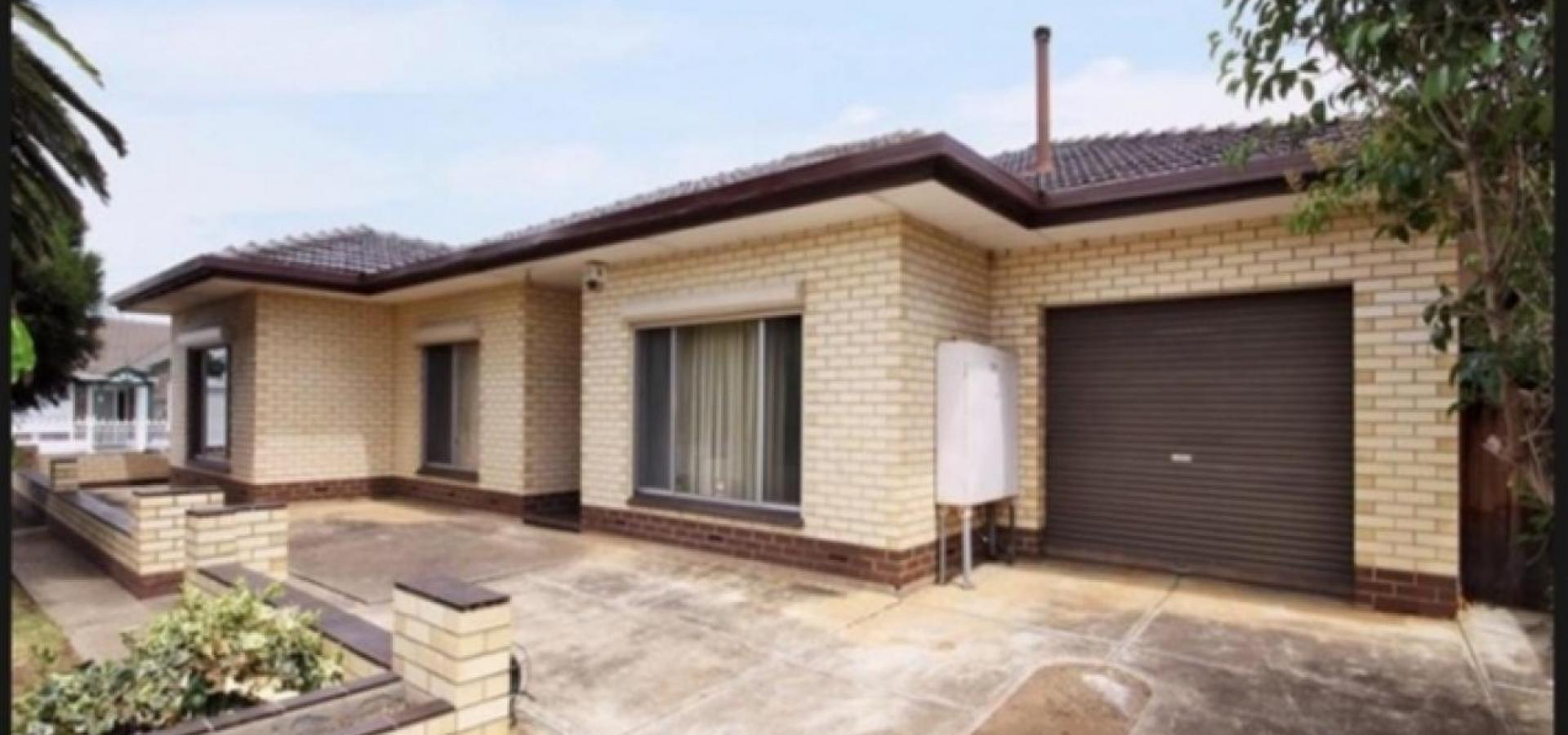 SOLID BRICK  FAMILY HOME