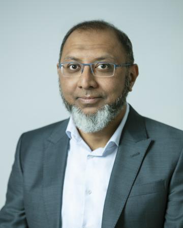 Dr Zafar Usmani