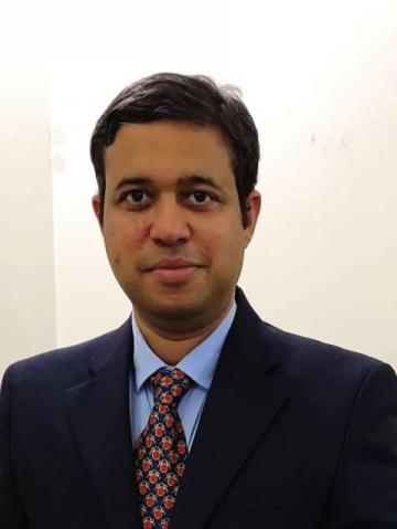 Dr Chinmay Marathe