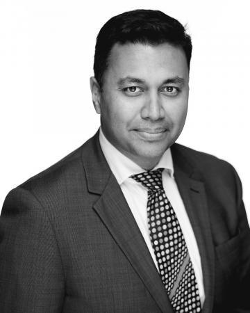 Dr Shalvin Prasad