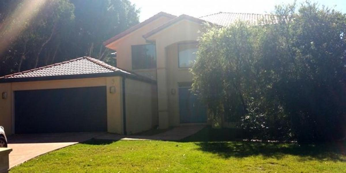 GATED COMMUNITY ON COOMERA RIVER